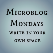 Microblog Mondays: Write in your own space