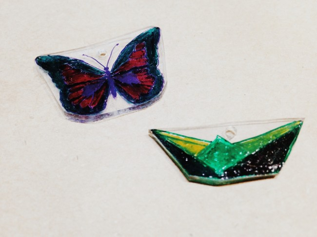 CraftHack Shrinky Dinks