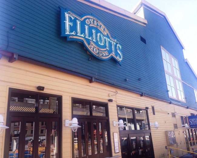 Elliott's Oyster House, Seattle