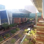 Phoenix from the Convention Center