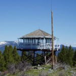 Would you sleep in a lookout tower?