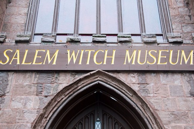 Salem Witch Musuem