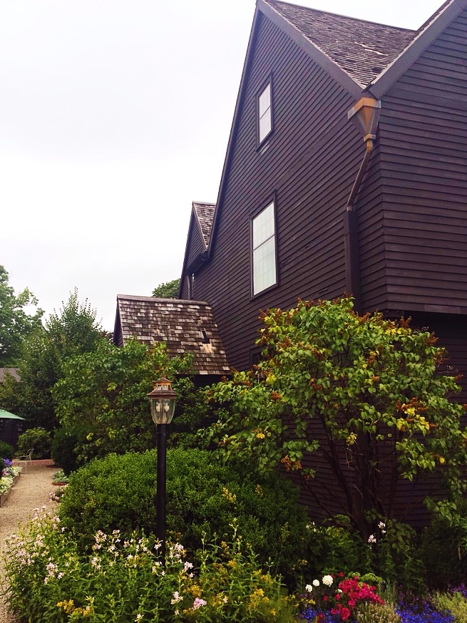 Salem house of seven gables