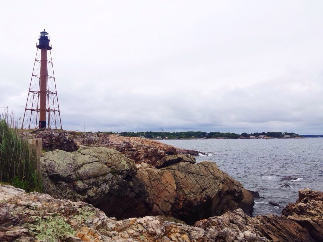 Salem, Massachusetts - Marblehead lighthouse