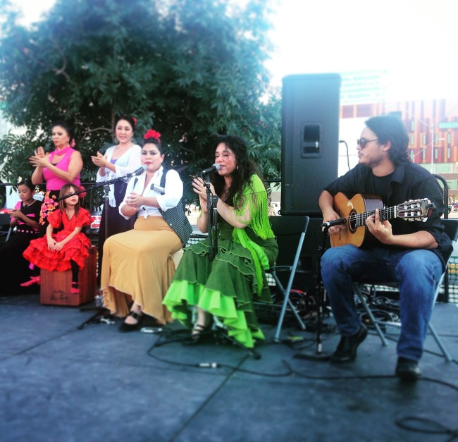 Chile Pepper Festival – Flamenco por la Vida