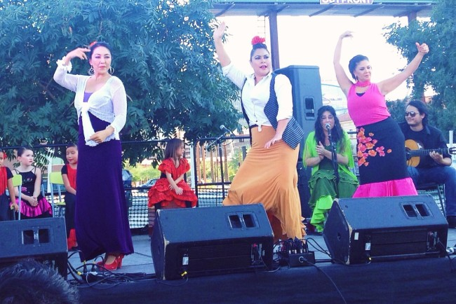 Chile Pepper Festival – Flamenco