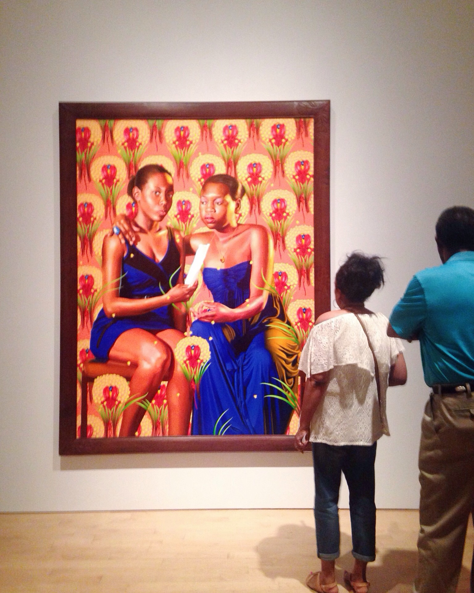 Kehinde Wiley art