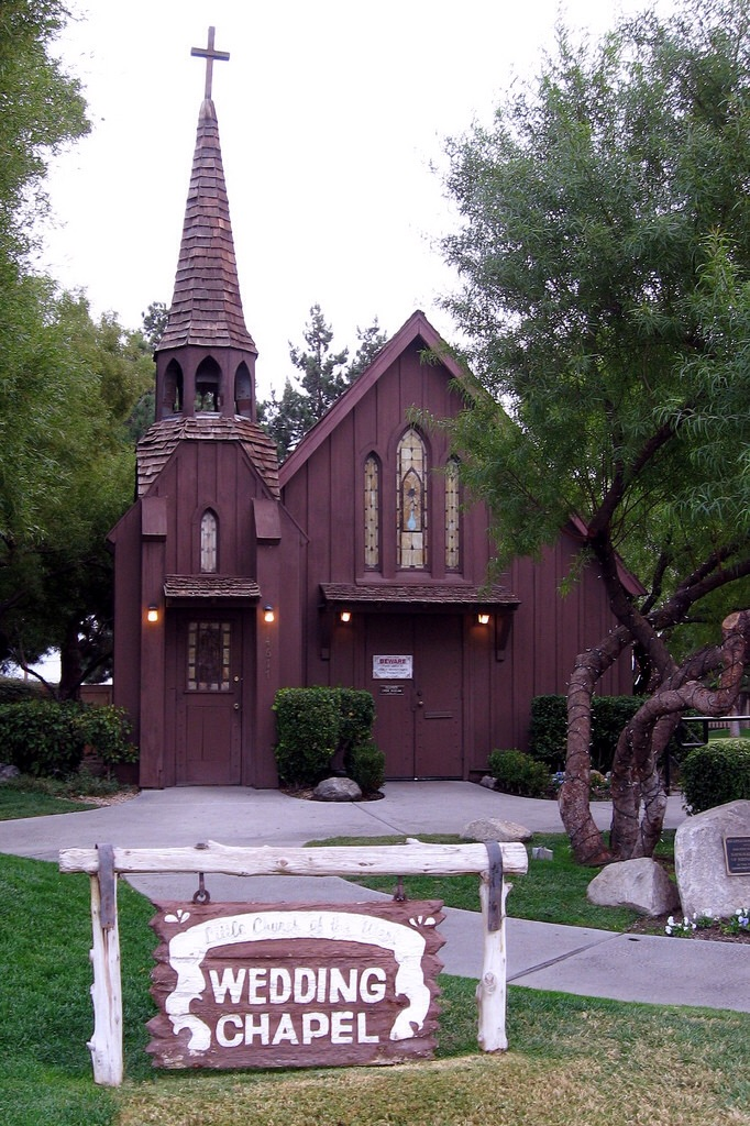 Chapel of the west