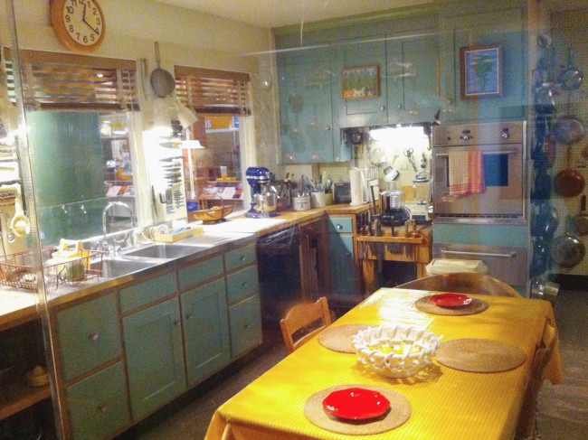 Julia Child's Kitchen - Smithsonian - American history museum