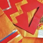 Paper craft demonstration