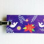 DIY upcycled gift tags