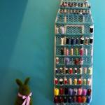 Clever ways to organize craft supplies