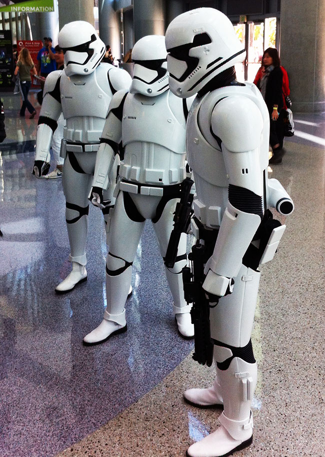 Diy armor tips from cosplay experts travelcraft journal 501st stormtroopers solutioingenieria Gallery