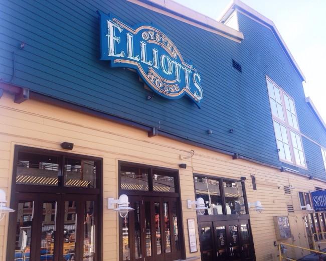 Elliott's Oyster House, Seattle