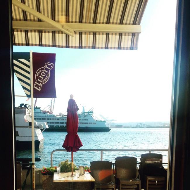 Seattle restaurant week and elliott s oyster house for Table 52 restaurant week 2015
