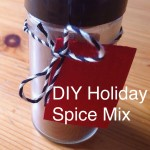 DIY Holiday Spice Mix
