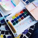Watercolor Therapy