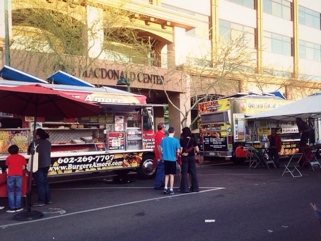 SWMF Food trucks