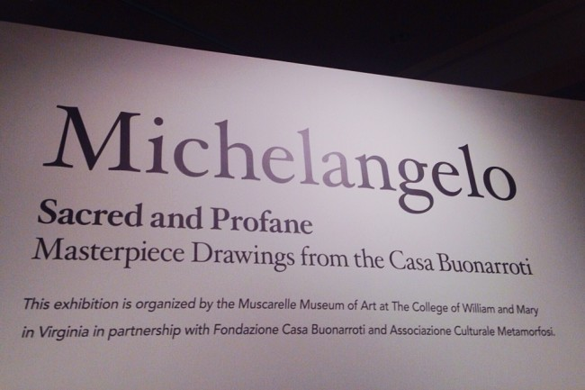 Michelangelo at Phoenix Art Museum