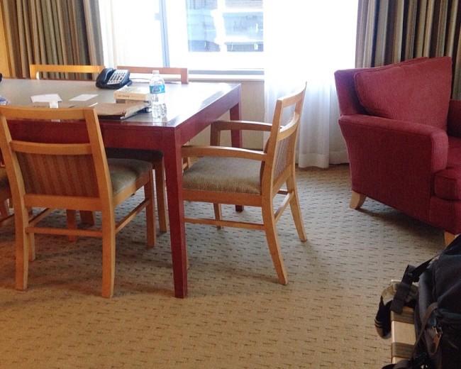 Embassy Suites hotel, Washington DC