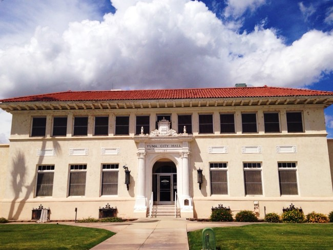 yuma city hall