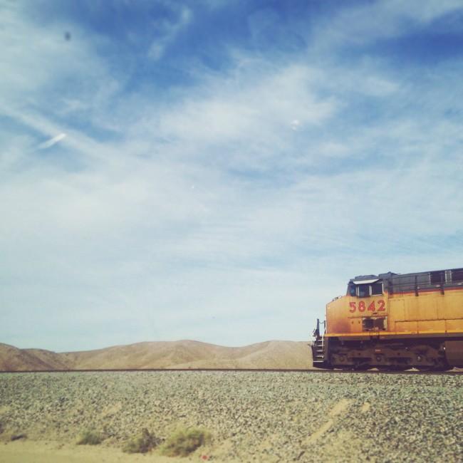 Yuma train