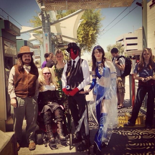 Phxcc cosplay