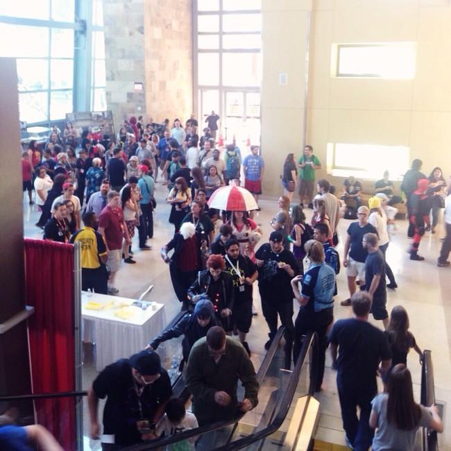 Phoenix Comicon 2016 PHXCC