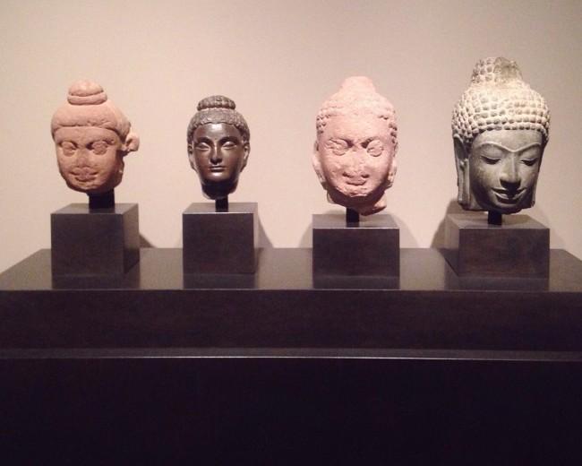 Norton Simon art - Buddhas