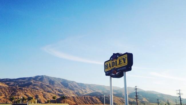 Hadley date farm cabazon california
