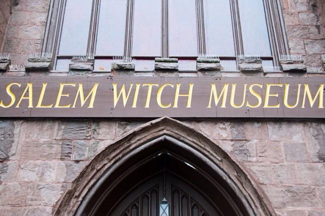 Salem Witch Musuem