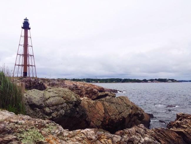 Salem, Massachusetts - Marblehead lighthouse