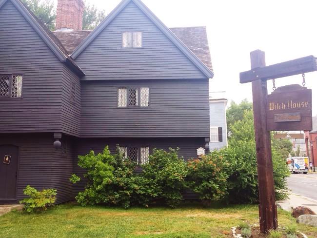 Salem, Massachusetts - Witch House