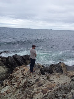 Salem, Massachusetts shore