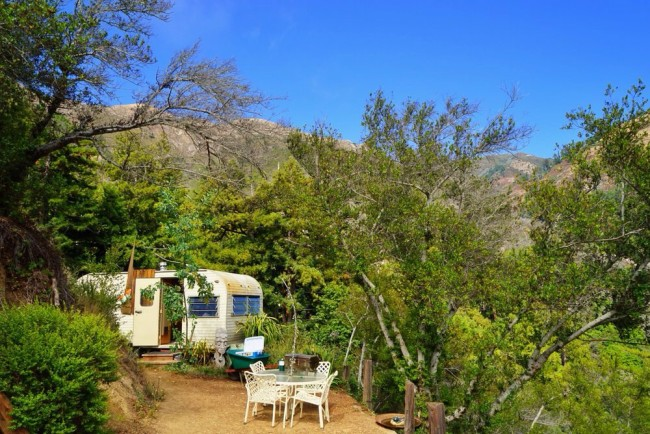 Big Sur trailer rental by Brian G.