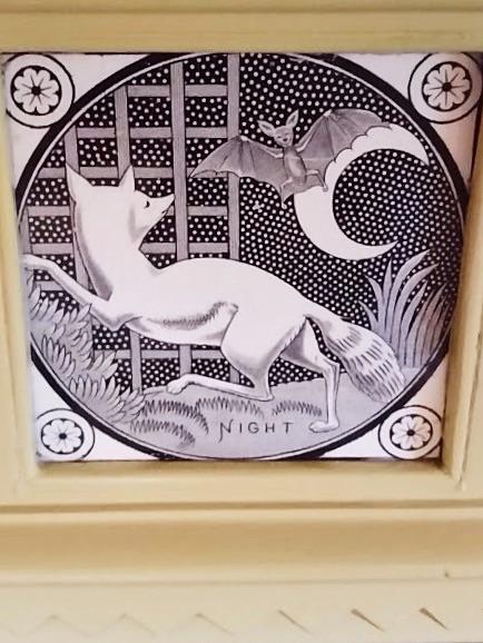 Salem - coach house inn tile