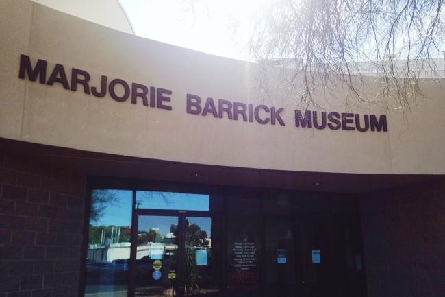 Barrick Museum UNLV