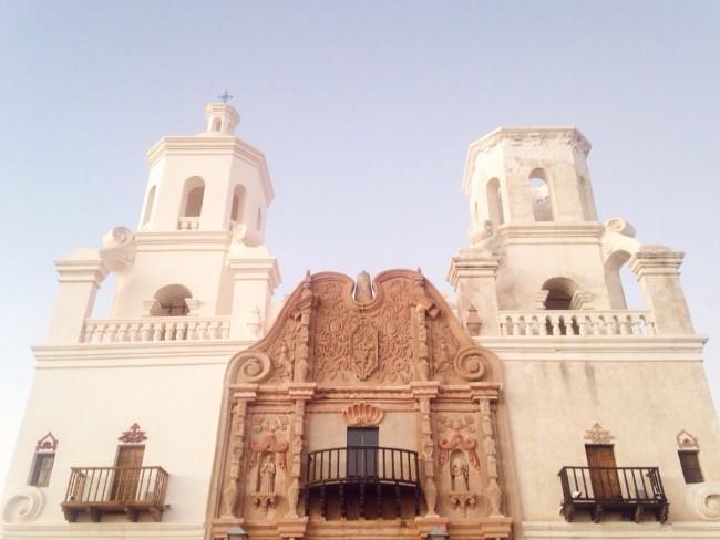 San Xavier del Bac, Tucson