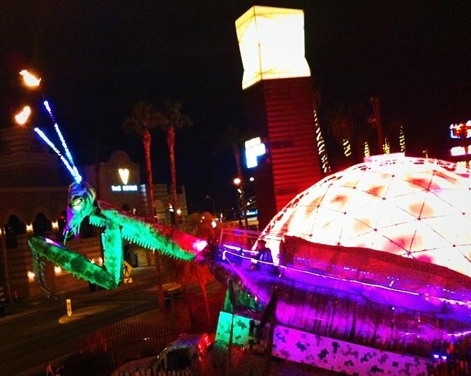 Downtown Las Vegas Container Park