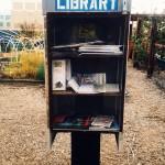 Garden Library Booth