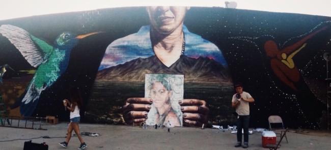 Mural by mataruda