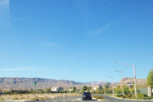 Red Rocks, Nevada