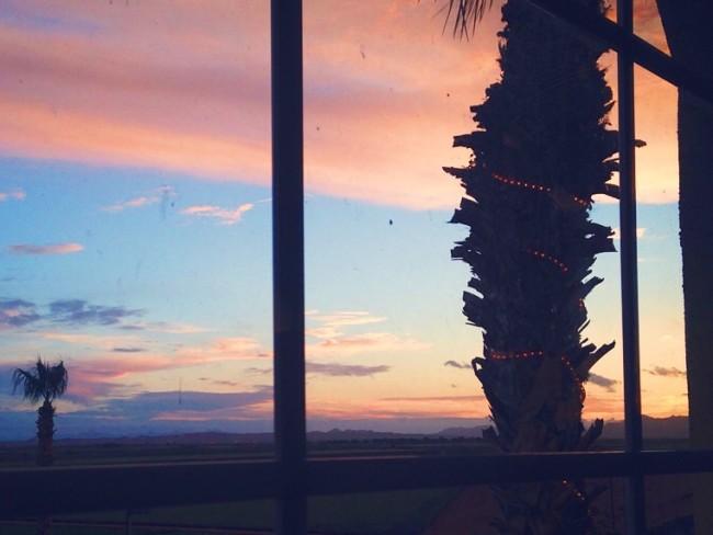 Yuma sunrise