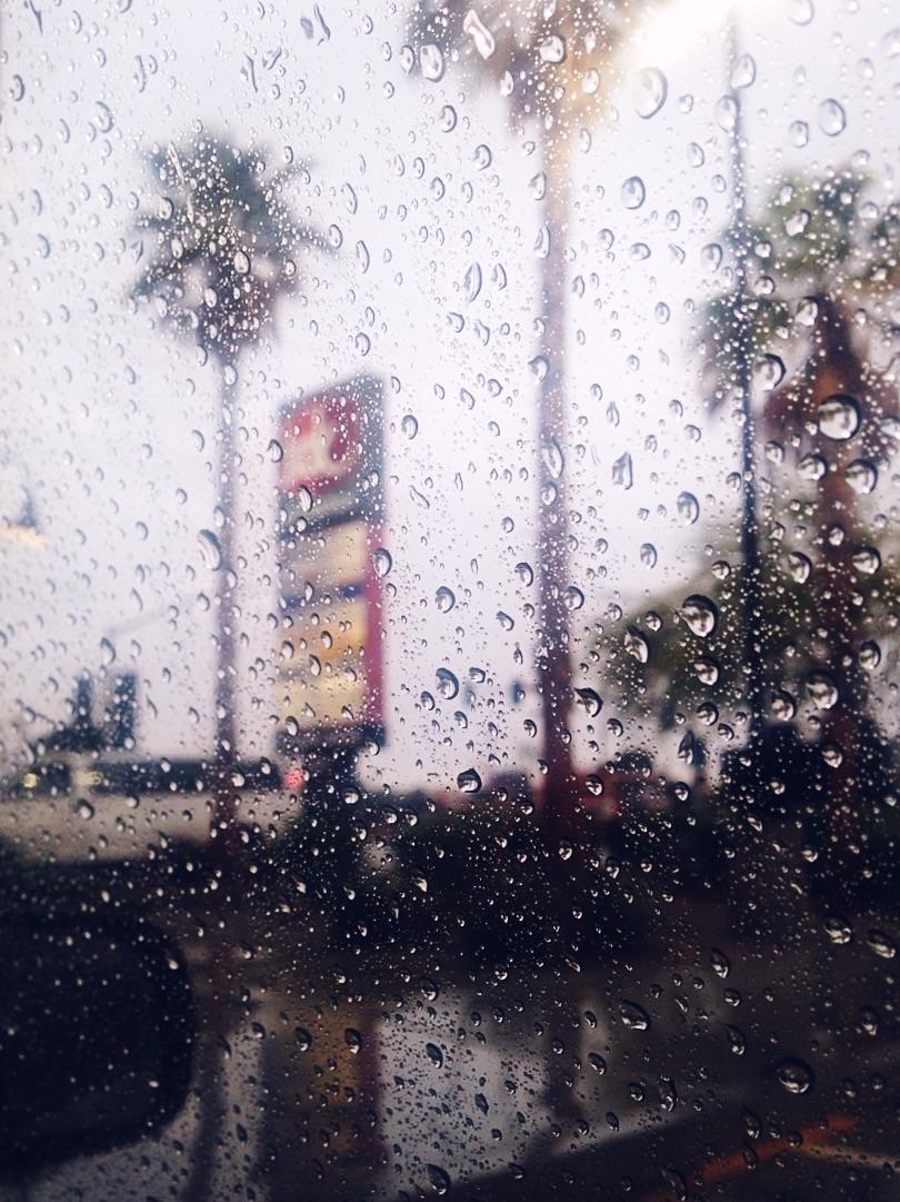Yuma rain