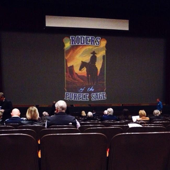 Riders of the Purple Sage at Tucson Music Hall.