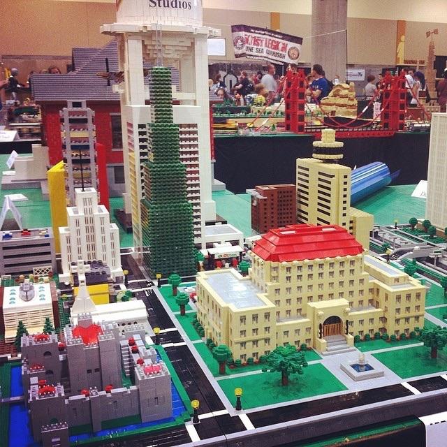 Cactus Brick LEGO