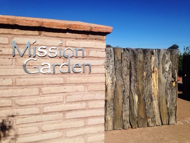 Mission Garden Tucson