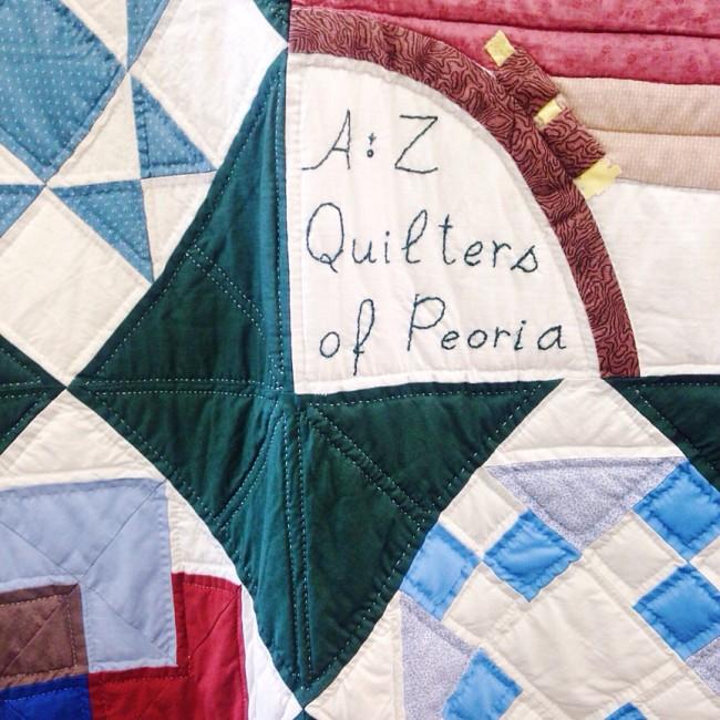 Peoria Quilt