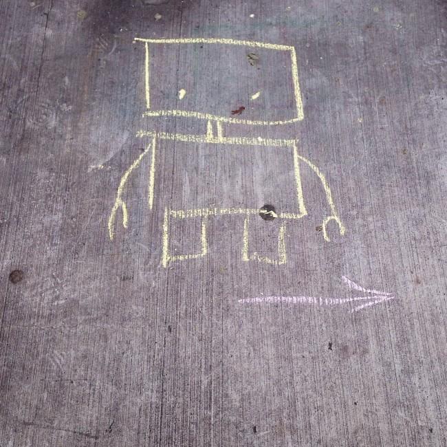 La Ru robot