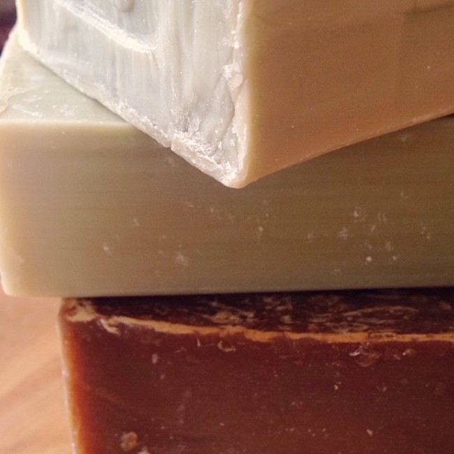 how to make olive oil soap without lye